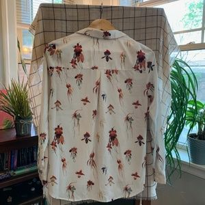 H&M Tops - Long-sleeve Button Down